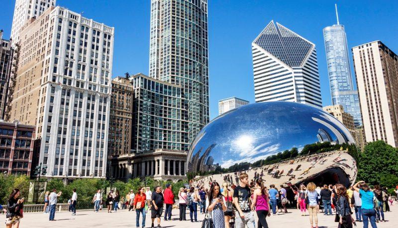 Millenium Park – Chicago (USA)