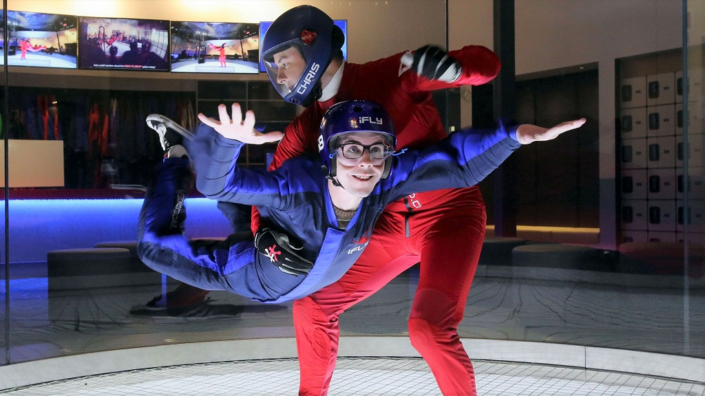 iFLY Westchester - First Time Flyer