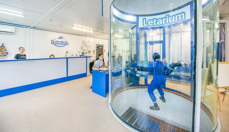 Letarium Moscow – Flight Chamber