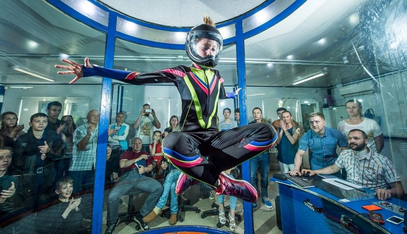 Letarium Moscow – Sport Flyer Girl