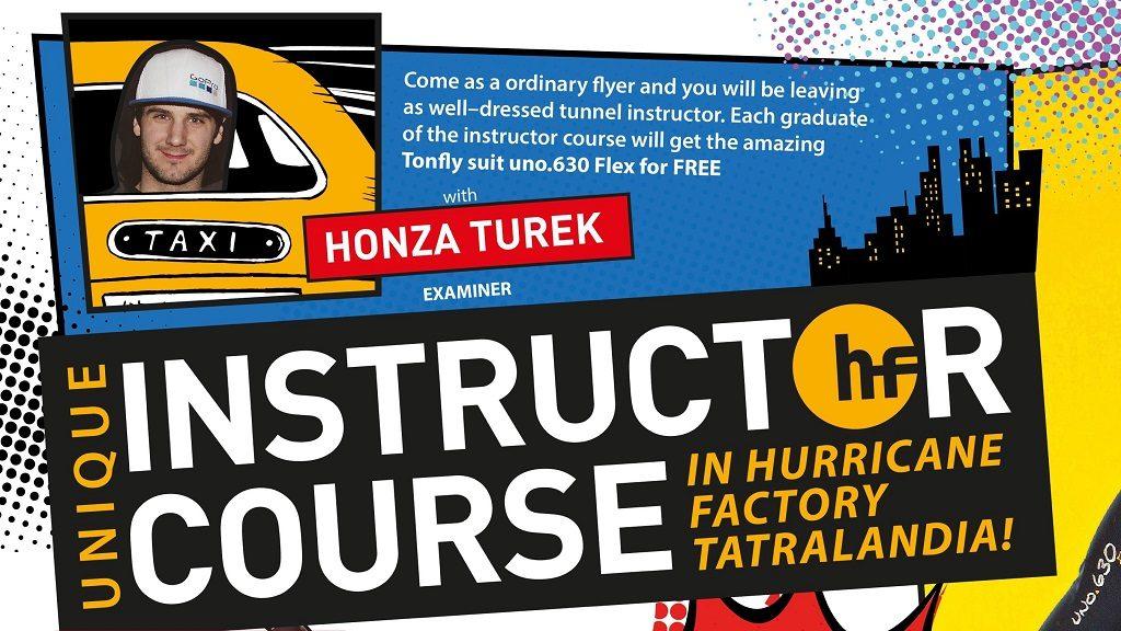 Tunnel Instructor Course - Hurricane Factory Tatralandia