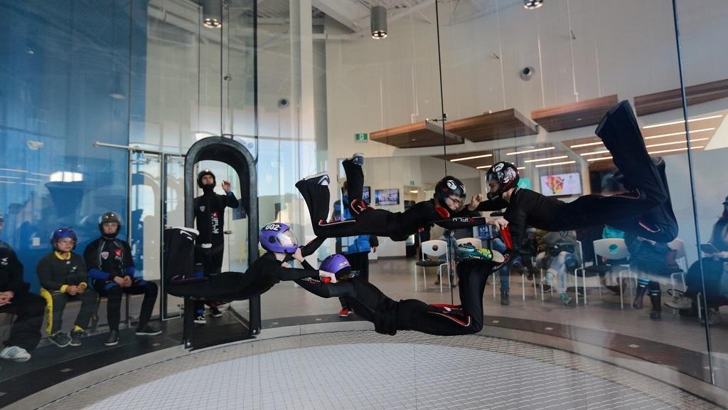 Air Devils - Indoor Skydiving Team