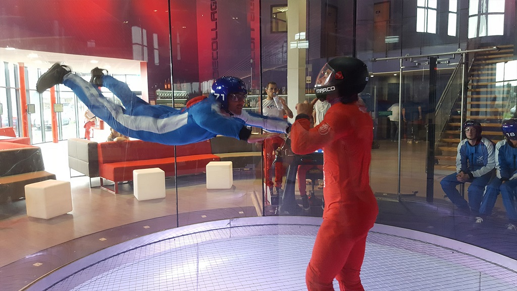 iFLY Lyon - First Time Flyer