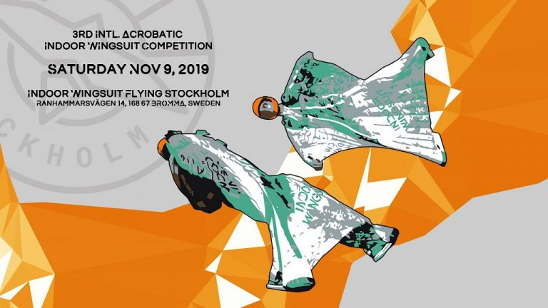 2019 International Acrobatic Wingsuit Competition