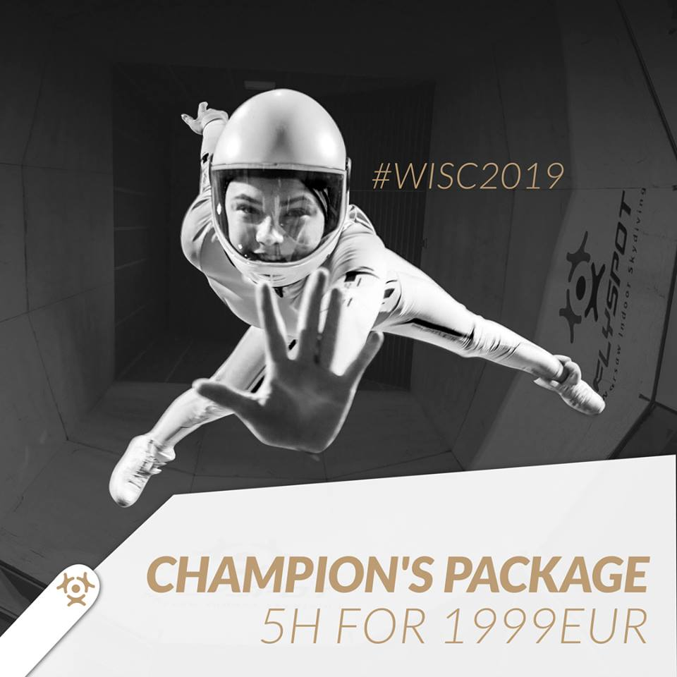 Flyspot Champion's Package - WISC2019