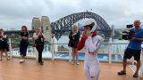 Elise Brown - Sydney Harbour