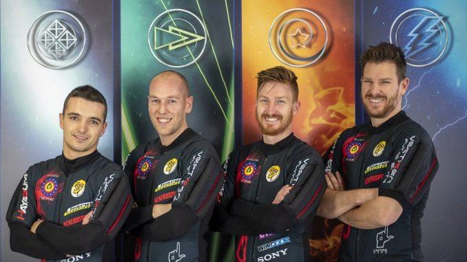 Team Hayabusa at The Wind Games 2019