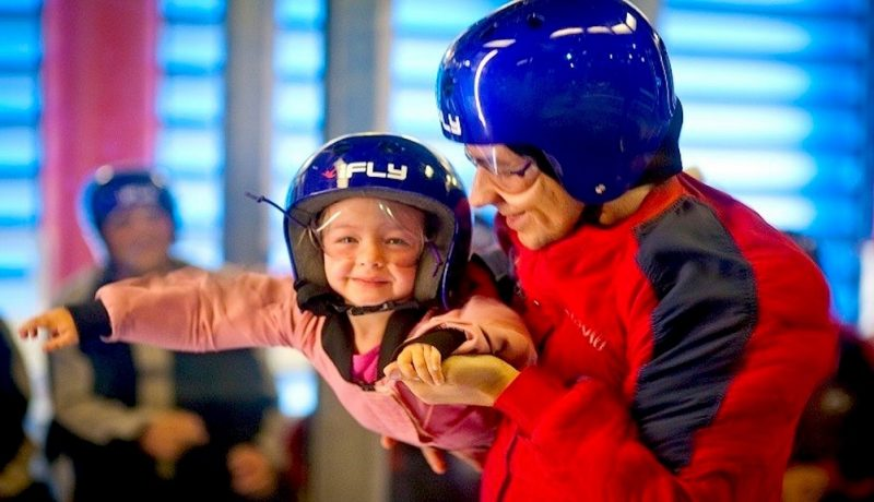 iFLY First Time Flyer – Baby