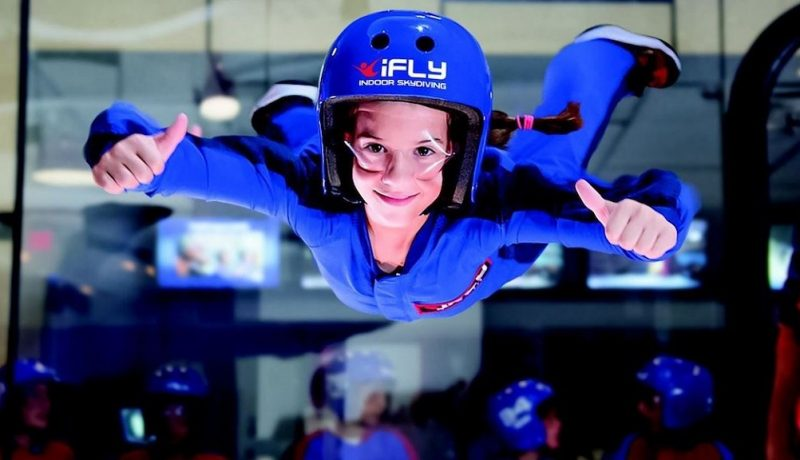 iFLY First Time Flyer – Kid