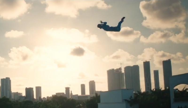 Super Flight over Miami