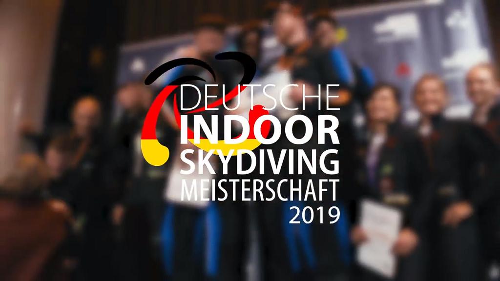 Deutsche Indoor Skydiving Championship 2019 – Highlights