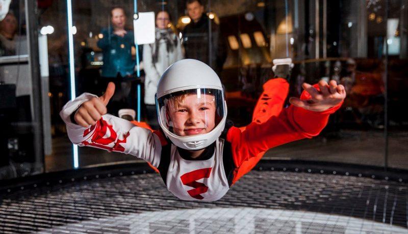 Fööni Helsinki – Flying Kid