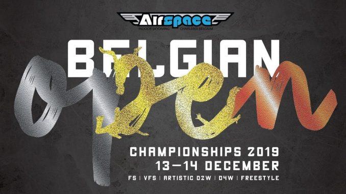 Belgian Indoor Skydiving Championship 2019
