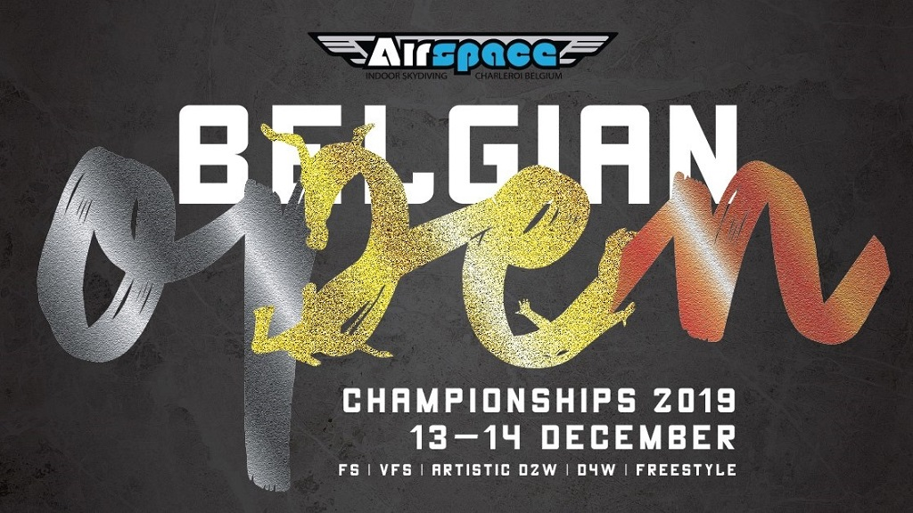 Belgian Indoor Skydiving Championship 2019