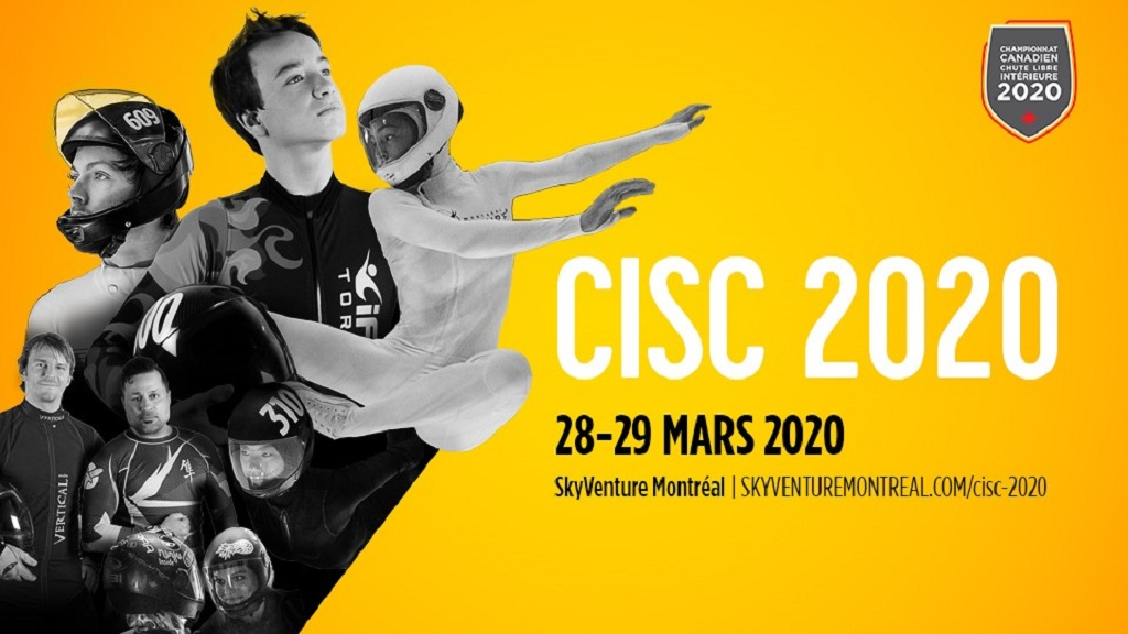 Canadian Indoor Skydiving Championship 2020