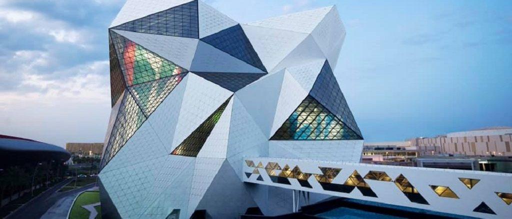 CLYMB Abu Dhabi - Opening Day