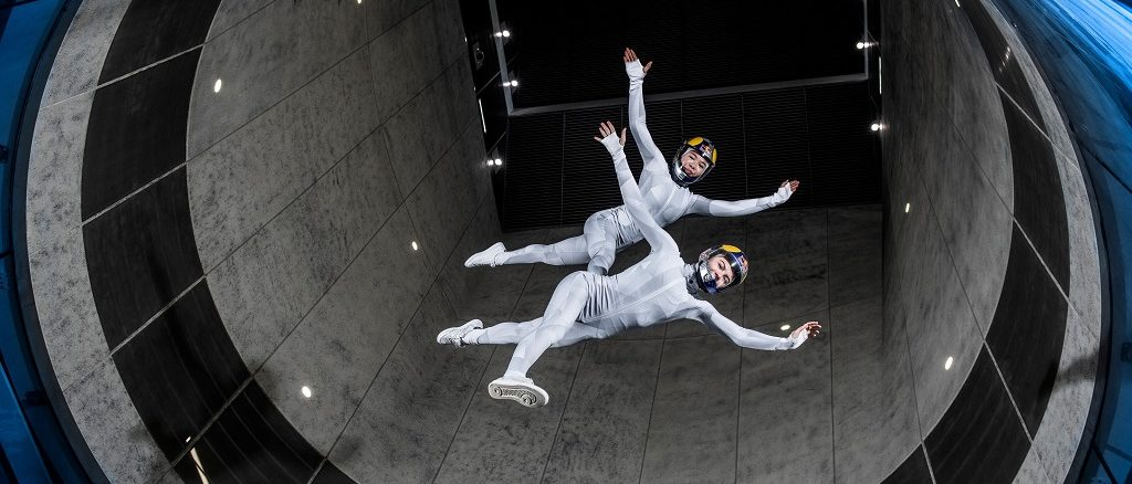 Skydancing in the World's Biggest Wind Tunnel