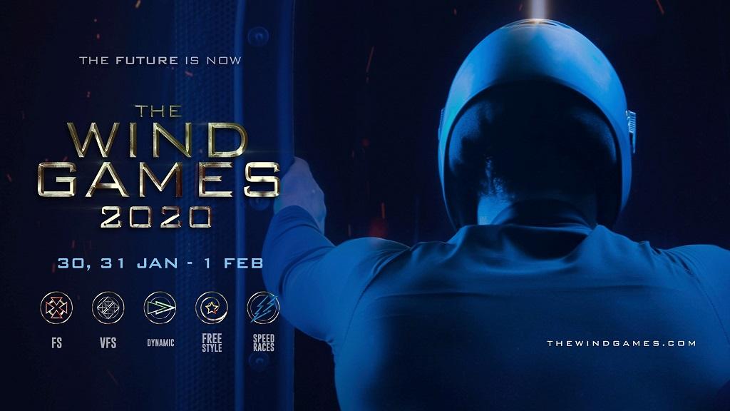 The Wind Games 2020 – Teaser