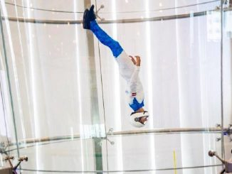 Toms Ivans - The Future of Indoor Skydiving