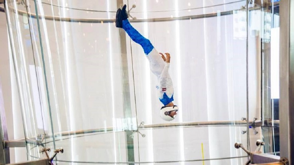 Toms Ivans – The Future of Indoor Skydiving