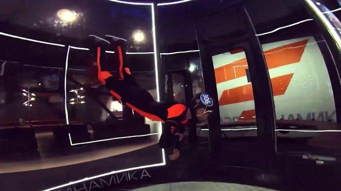 Fun Inside Aerodynamika Wind Tunnel